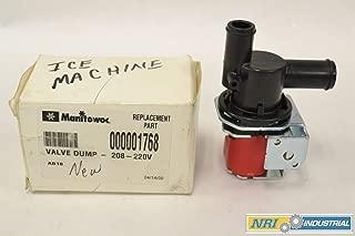 NEW MANITOWOC 000001768 ICE MACHINE DUMP VALVE 208/240V-AC B318059