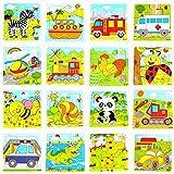 La Cabina Brain Teaser Puzzle 3D Bois Enfant Puzzle de Développement Jouet Puzzle...