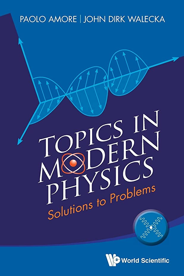 必要ないハプニング何でもTopics in Modern Physics: Solutions to Problems