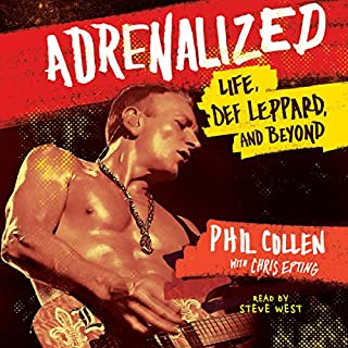 Adrenalized cover art
