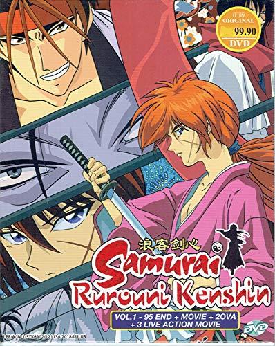 SAMURAI RUROUNI KENSHIN - COMPLE...