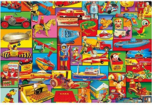 Animales fantásticos: los crímenes de Grindelwald 1000 piezas Jigsaw Puzzle