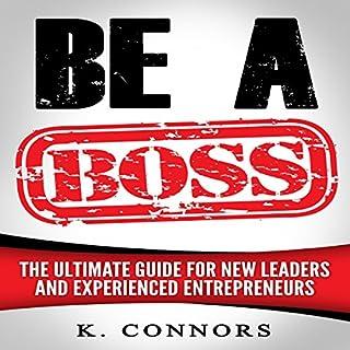 Be a Boss cover art