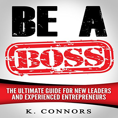 Be a Boss audiobook cover art