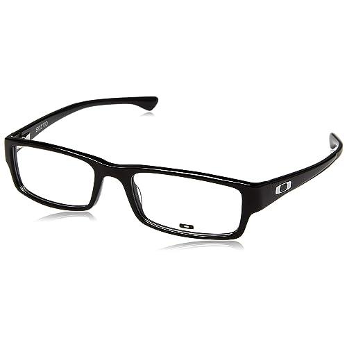 d5843b7322 Oakley OX1066-01 Servo Eyeglasses-Polished Black-53mm