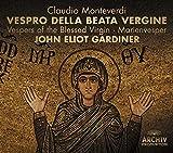 Monteverdi: Vespro della Beata Vergine / Marienvesper - Gardiner