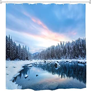 Best lake fabric prints Reviews
