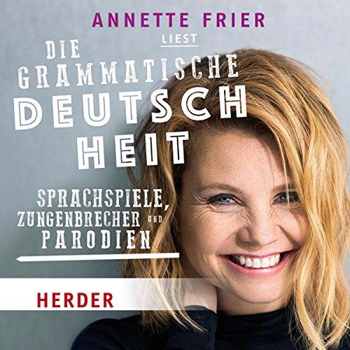 Die grammatische Deutschheit Titelbild