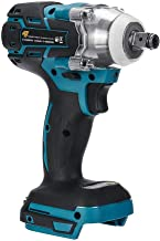 Atornillador de impacto eléctrico, llave de torsión sin escobillas (par de giro de 520 Nm, frecuencia de impacto: 0 – 4000 ipm).