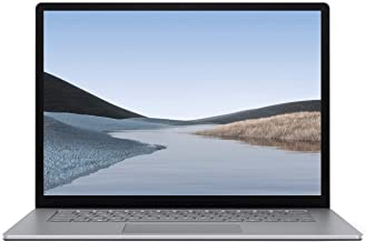 "MICROSOFT Surface Laptop 3 - 15"" - CORE I5 1035G7 - 8 GB RAM - 128 GB SSD"