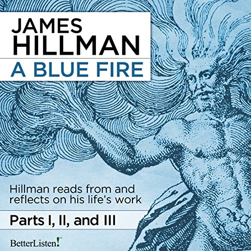 A Blue Fire audiobook cover art