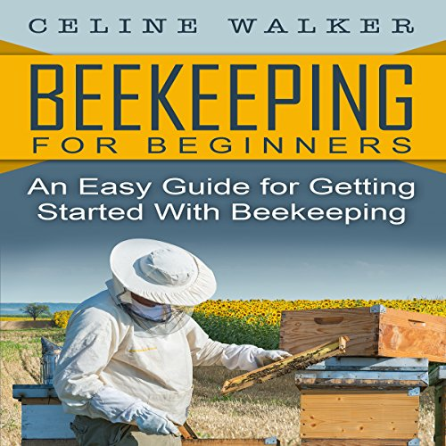 Beekeeping for Beginners cover art