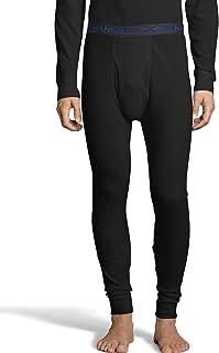 Hanes Men's Ultimate Thermal Pant FreshIQ, X-Temp Technology & Organic Cotton