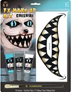 Tinsley Transfers Cheshire Cat Makeup Big Mouth Kit Standard