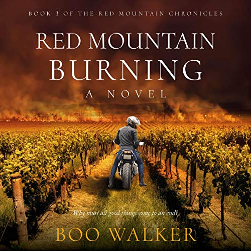 Red Mountain Burning: A Novel  By  cover art