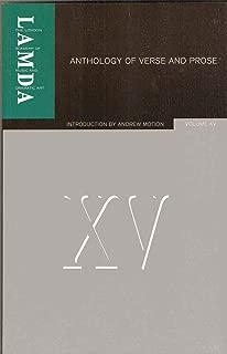 Lamda Anthology (v. 15)
