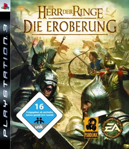 Electronic Arts  The Lord of the Rings: Conquest, PS3