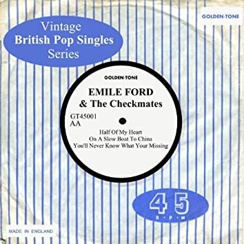 Vintage British Pop Singles: Emile Ford & The Checkmates