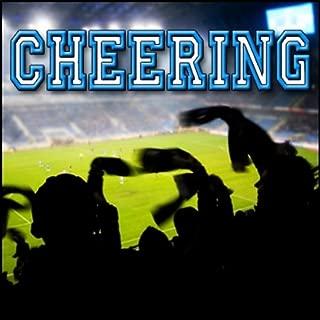 Crowd, Cheering - Large Outdoor Stadium Crowd: Heavy Cheering Cheering Large Outdoor Crowds, Stadium & Arena Crowds