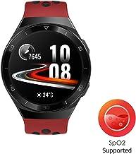 """Huawei Watch GT 2e - Reloj Inteligente ultra-slim, Pantalla de 1.39"""" AMOLED, Batería hasta por 2 semanas, Bluetooth, Rojo"""