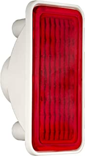 Clipsandfasteners Inc Rear Quarter Marker Lamp Assembly Red For GM 916632