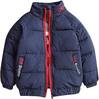 Lisa Pulster 子ども ダウンジャケット ダウンコート キッズアウター 中綿コート 冬 キッズ 防寒 子供服 アウター 軽量 男の子 ボーイズ 全8色