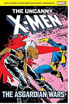 The Uncanny X-Men: The Asgardian War - Book #9 of the Uncanny X-Men 1963-2011