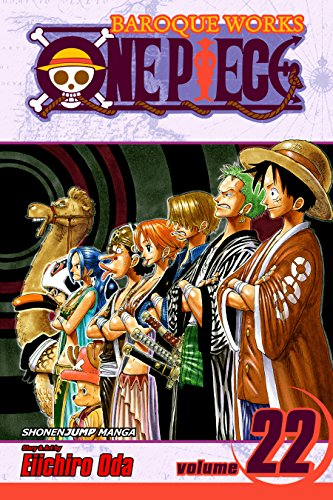 One Piece, Vol. 22: Hope!! (One Piece Graphic Novel) (English Edition)