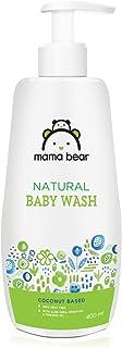Amazon Brand - Mama Bear Natural Baby Wash - 400 ml
