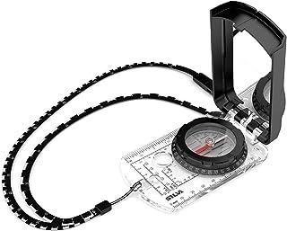 Peco 37039-PE Silva Ranger 2.0 Compass with Built-in Clinometer Quadrant with Black Bezel