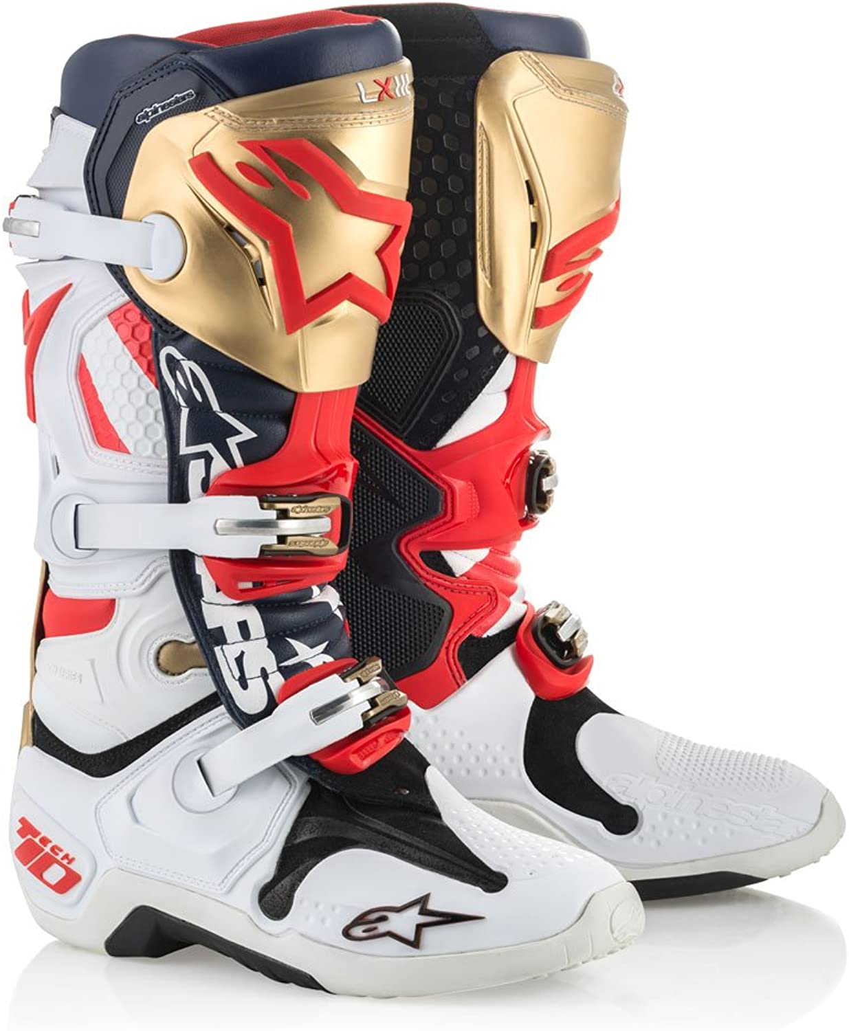 Alpine Stars Tech 10 Boots LE Liberty MX Boots
