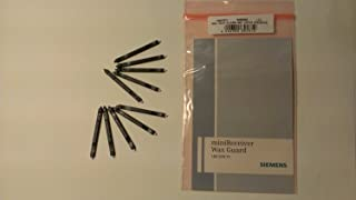 MINI-RECEIVER WAX GUARDS for Siemens Hearing Aids by Hearing Aid Battery Club