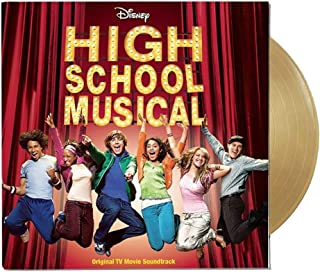 High School Musical (Limited Edition Gold Colored Vinyl)