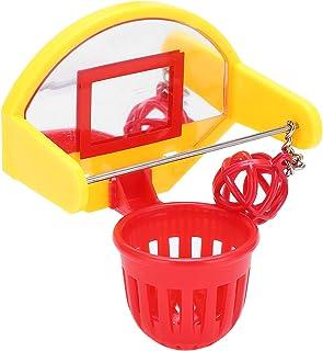 Parkiet Basketbal Speelgoed, Plastic Mini Vogel Training Speelgoed voor Intelligentie Training voor Parkiet voor Kleine Vo...