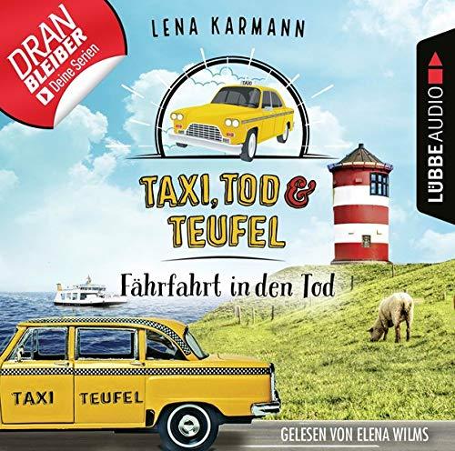 Taxi, Tod und Teufel - Fährfahrt in den Tod. Ein Nordsee-Krimi cover art
