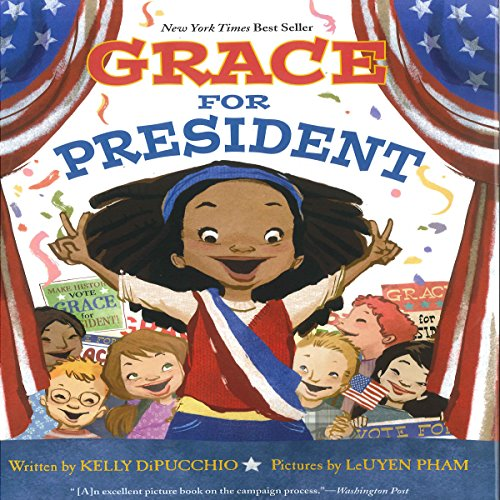 Grace for President copertina