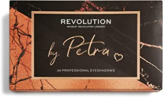 REVOLUTION MAKEUP REVOLUTION LONDON BY PETRA 36 PROFESSIONAL EYESHADOWS 36X0.03oz/0.8G