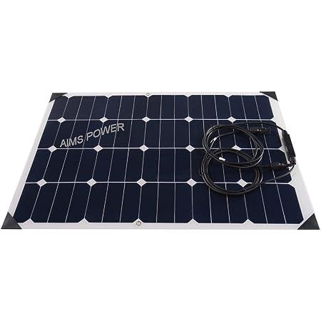 AIMS Power 60W Flexible Slim Solar Panel