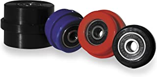 2004 Yamaha YFM350 Raptor Bolt-On Frame Pin Bearing Collar - Black, Manufacturer: T.M. Designworks, CHAIN ROLLER KIT BLAS/WAR/RAPT