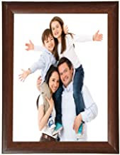 AADINATH COLLECTION Wall/Table Top Photo Frame (Brown, 8 x 10-Inches)