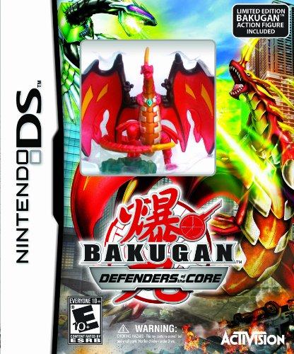 Bakugan: Defenders of the Core Collectors Edition (Nintendo DS)