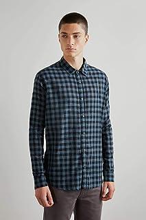 Camisa Pf Vichy Textura Inv 19 Reserva