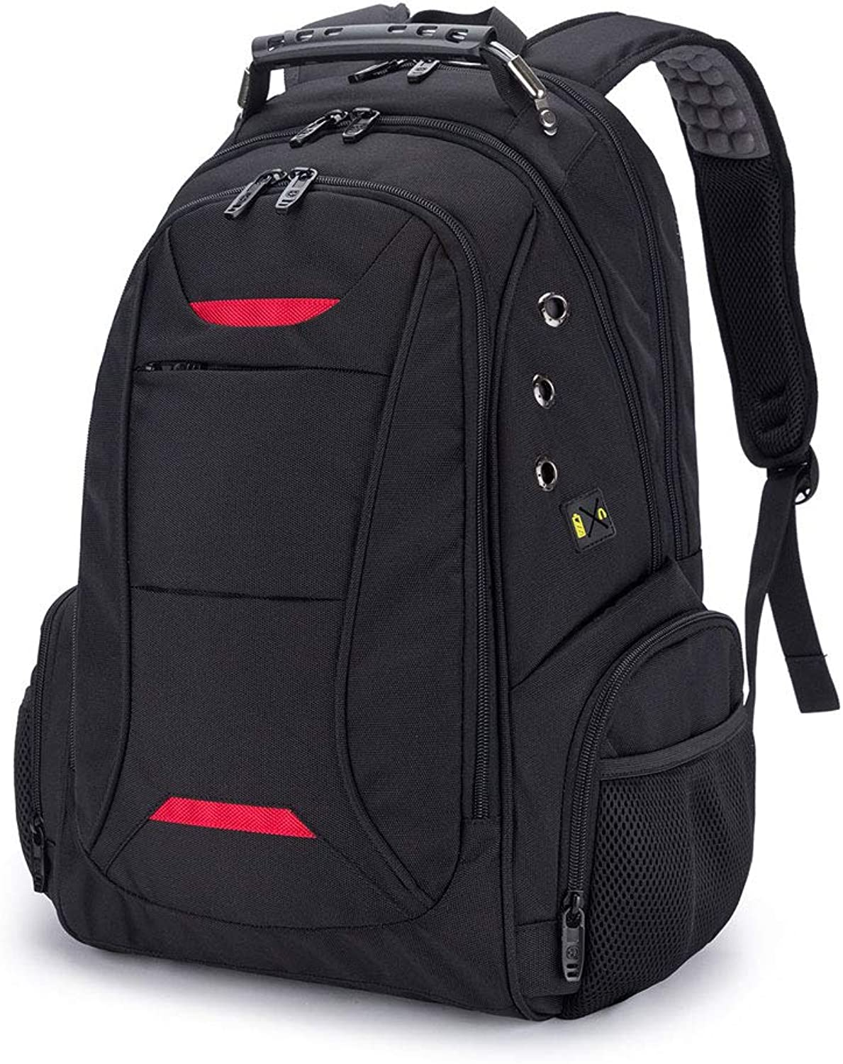 17 inch business computer bag large capacity travel backpack outdoor hiking backpack business casual bag