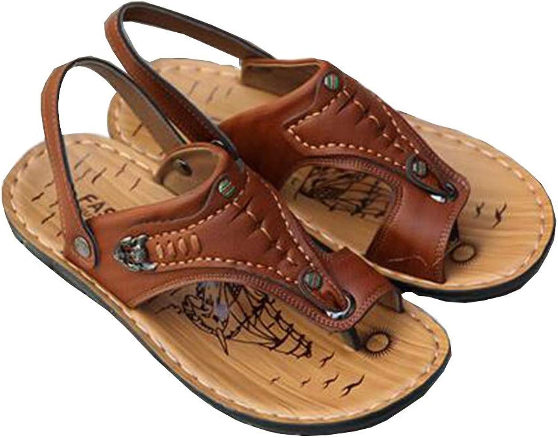 TD S1709 Mans sandaler skor skor skor strand Män Sandali Mans Sandali Mans skor (Färg  Bspringaaaa, Storlek  EU41  UK7.5 -8  CN42)  rimligt pris