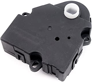 Air Door Actuator - Replaces 89018365, 604-106, 52402588 - Fits 1994-2012 Chevrolet, Chevy, GMC - Silverado 1500 and 2500, Tahoe, Sierra - HVAC Blend Control Actuator - Heater Blend Door