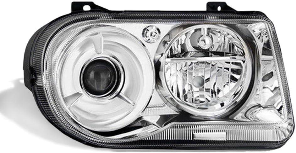 ACANII ☆送料無料☆ 当日発送可能 - 限定モデル For 2005-2010 Chrysler Headlight Replacement C 300 300C