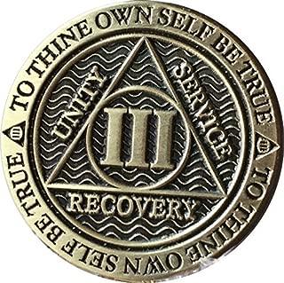 antique bronze tokens