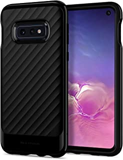 Spigen Neo Hybrid Designed for Galaxy S10e Case Cover (2019) - Midnight Black