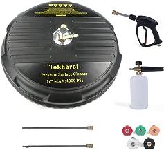 Best dewalt 18 pressure washer surface cleaner Reviews