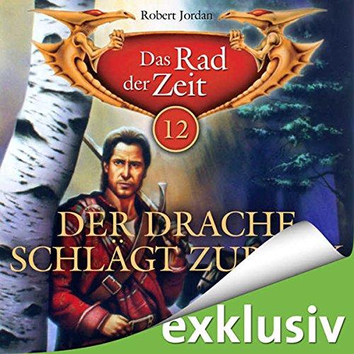 Der Drache schlägt zurück audiobook cover art